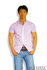 半袖シャツ02(ピンク)