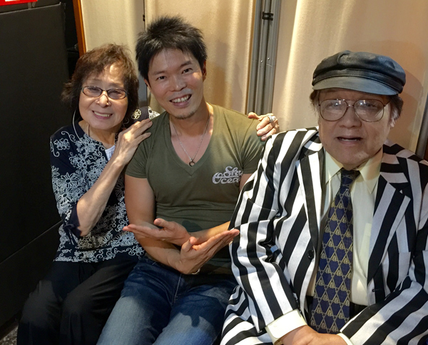 浅香光代先生、世志凡太先生と -...